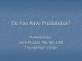 Do You Have Prediabetes?