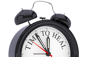 Healing and the intrinsic value of time