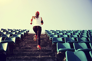 endurance vs interval training