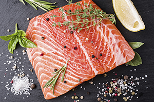 omega-3s help protect heart health