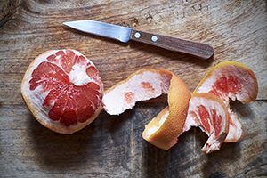 grapefruit can interact with medications