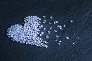 go sugar-free for heart health