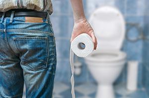 regular bowel movements