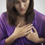 heart attack symptoms in women