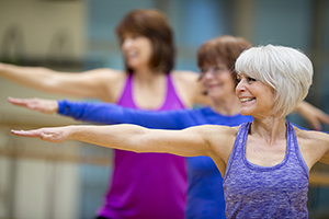 Leyla Weighs In: Are we destined to lose muscle mass as we age?