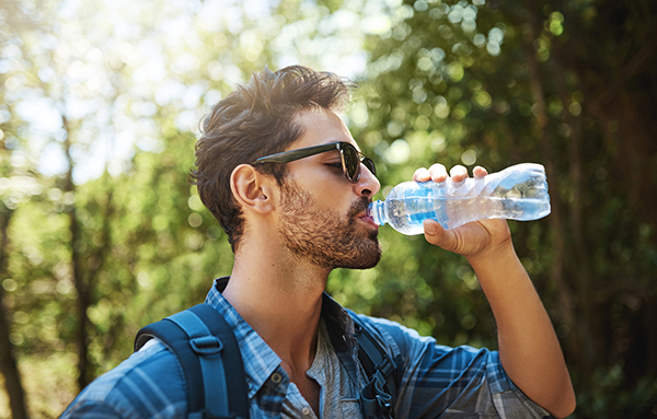 How much water should I be drinking every day?
