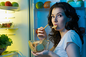 Ask Leyla: What are the rules of snacking?