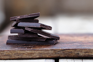 Why I liberally indulge in high-test chocolate