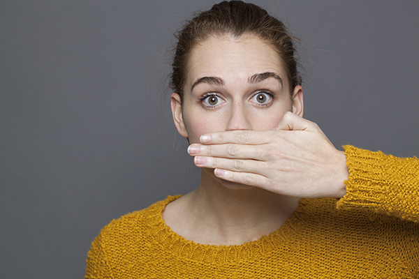What's causing my bad breath?
