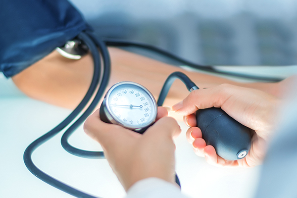 Why is my blood pressure on the rise?
