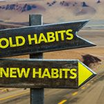 Establishing healthy new habits