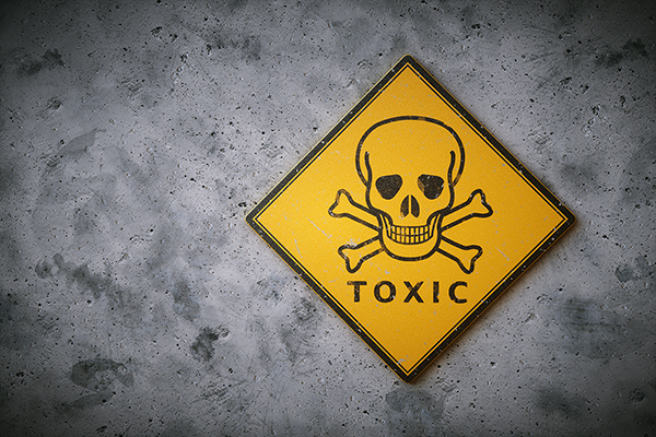 A tale of two toxins