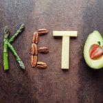 The plot against Keto