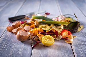 Take part in reducing food waste