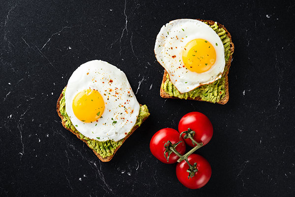 Do I have to give up eating eggs?