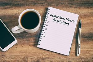 Establishing new habits is a worthy resolution