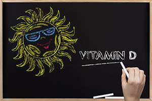 Let's talk about vitamin D . . .