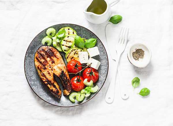 The Mediterranean Diet—what's not to like?