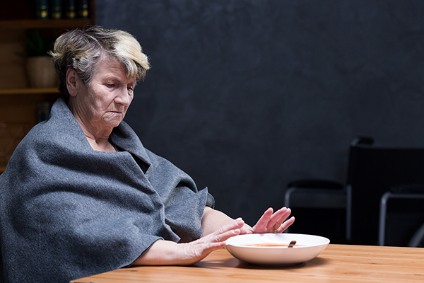 Five reasons why a person with dementia may refuse to eat