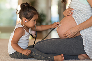 How to improve your child's longterm health—while they're in utero!